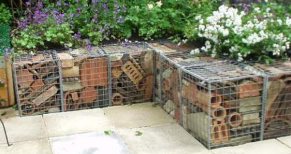 Gabion Rock And Stone Size Walls Garden Uk