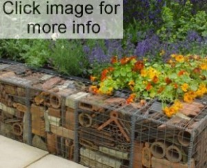 recycled gabion fill