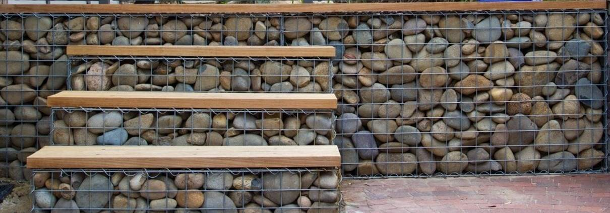 Gabion Stone Fences Gabion1 Uk