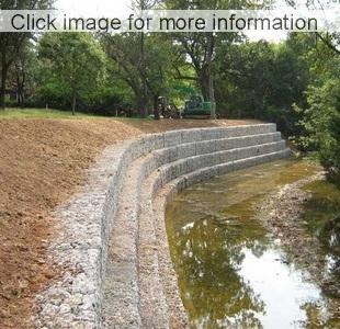 River Bank Protection Flood Amp Erosion Control Methods Uk