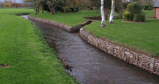 river gabions erosion control
