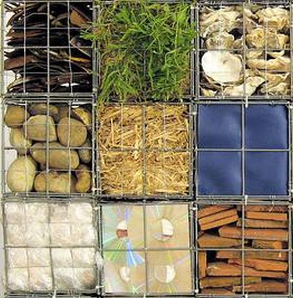 gabion fill options